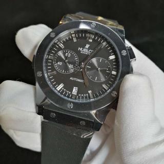 ウブロ(HUBLOT)のウブロ HUBLOT 腕時計 メンズ ビッグバン ブラック(腕時計(アナログ))