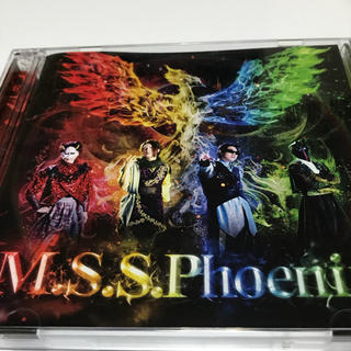 MSSPhoenix☆アルバム(ボーカロイド)