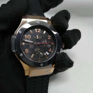 ウブロ(HUBLOT)のウブロ HUBLOT 腕時計 メンズ ゴールド(腕時計(アナログ))
