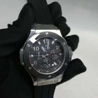 ウブロ(HUBLOT)のウブロ HUBLOT 腕時計 メンズ シルバー(腕時計(アナログ))
