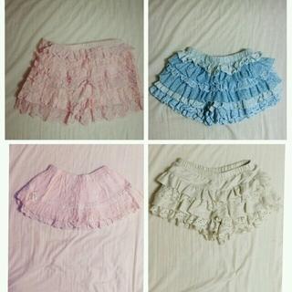 リズリサ(LIZ LISA)のリズリサ♡ミニスカートセットまとめ売り♡(ミニスカート)