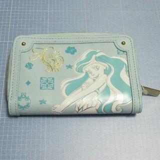 ディズニー(Disney)の折財布「リトルマーメイド」アリエル(財布)