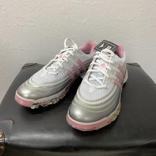 アディダス(adidas)のゴルフ用⭐️靴(シューズ)