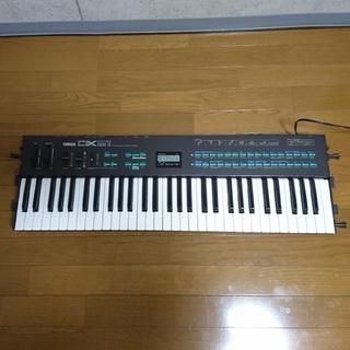 ヤマハ(ヤマハ)の値下げ Yamaha dx 21 ヤマハ シンセサイザー 名機(その他)