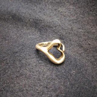 ティファニー(Tiffany & Co.)のティファニー オープンハートリング(リング(指輪))