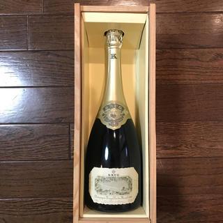 クリュッグ クロ・デュ・メニル1986(シャンパン/スパークリングワイン)