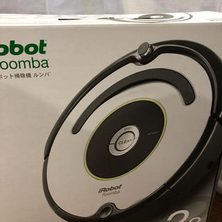 アイロボット(iRobot)のiRobot ルンバ新品未使用(掃除機)