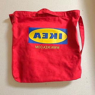 イケア(IKEA)のIKEA 2way バック(ショルダーバッグ)