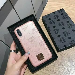 エムシーエム(MCM)のiPhone x ケース (iPhoneケース)