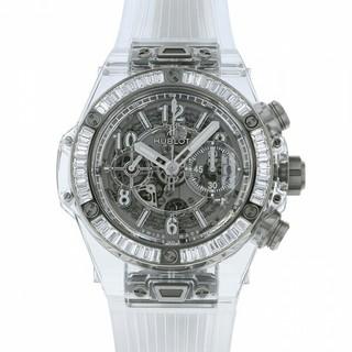 ウブロ(HUBLOT)のウブロ HUBLOT ビッグバン ウニコ サファイアバゲット (腕時計(アナログ))