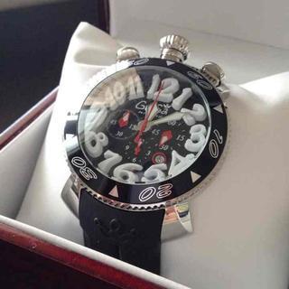 ガガミラノ(GaGa MILANO)のガガミラノ クロノ 48mm 6050.8(腕時計(アナログ))