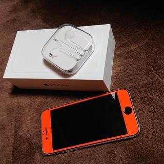 アップル(Apple)のiPhone  6(スマートフォン本体)