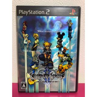 ディズニー(Disney)のキングダムハーツ2 ファイナルミックス PS2(家庭用ゲームソフト)