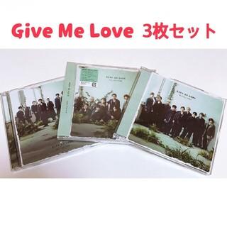 Hey! Say! JUMP - Hey!Say!JUMP GiveMeLove cd
