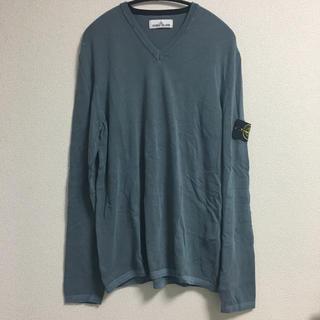 ストーンアイランド(STONE ISLAND)のストーンアイランド  薄手トップス(Tシャツ/カットソー(七分/長袖))