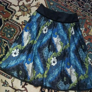 エポカ(EPOCA)の絹100%エポカ❤スカート(ひざ丈スカート)