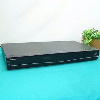 シャープ(SHARP)の外付けハードディスクも使える☆BD-S550☆ケーブル付♪(ブルーレイレコーダー)