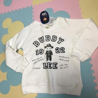 バディーリー(Buddy Lee)の新品未使用 110 lee トレーナー 男の子 女の子(Tシャツ/カットソー)