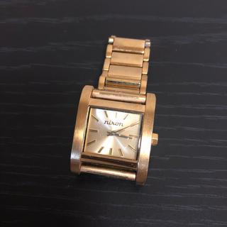 ニクソン(NIXON)のNIXON ニクソン 腕時計 ユニセックス(腕時計)