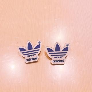 アディダス(adidas)のadidas バッチ 2つ(その他)