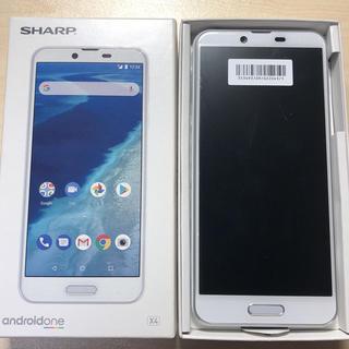 シャープ(SHARP)の新品未使用 androidone X4(スマートフォン本体)