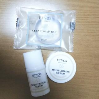 エトヴォス(ETVOS)のエトヴォス トライアル 新品未使用品(サンプル/トライアルキット)