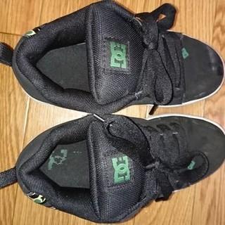 ディーシー(DC)のDC☆23㎝の靴(スニーカー)
