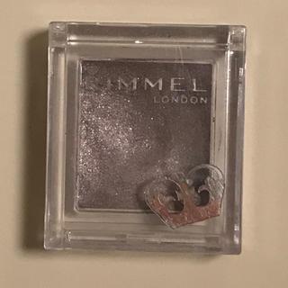 リンメル(RIMMEL)のリンメル アイシャドウ 単色 クリームアイカラー グレー グリッター ラメ(アイシャドウ)