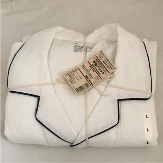 MUJI (無印良品) - 無印良品  半袖  Lサイズ パジャマ メンズ