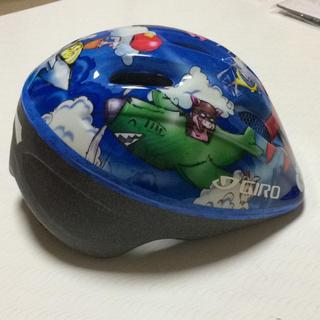 ジロ(GIRO)のGIRO ジュニアヘルメット 48-52㎝(ヘルメット/シールド)