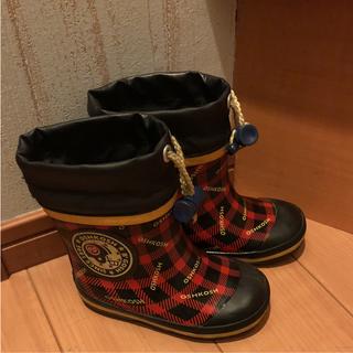 オシュコシュ(OshKosh)のオシュコシュ 長靴(長靴/レインシューズ)