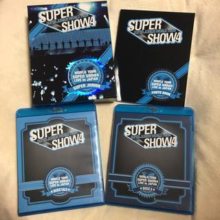 スーパージュニア(SUPER JUNIOR)のSUPER JUNIOR SUPER SHOW4 LIVE in JAPAN (ミュージック)