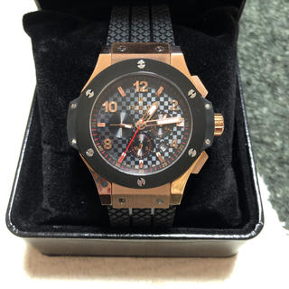 ウブロ(HUBLOT)のHUBLOT ビッグバン 腕時計(腕時計(アナログ))