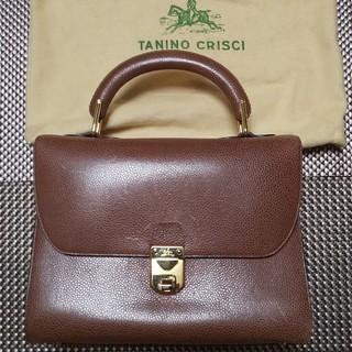 タニノクリスチー(TANINO CRISCI)の【美品】TANINO CRISCI  ハンドバッグ(ハンドバッグ)