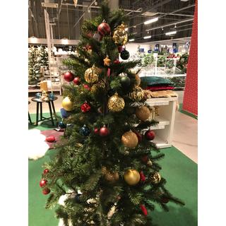 イケア(IKEA)のFEJKA フェイカ アートプラント クリスマスツリー, 180cm(その他)