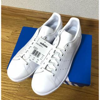 アディダス(adidas)の新品☆アディダス オリジナルス スタンスミス J ホワイト レディース 24.5(スニーカー)