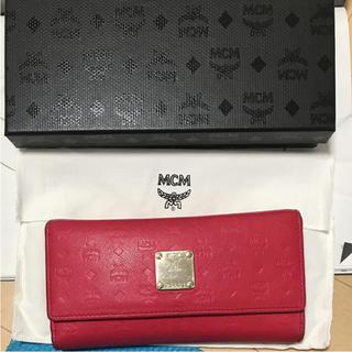 エムシーエム(MCM)の長財布mcm(財布)