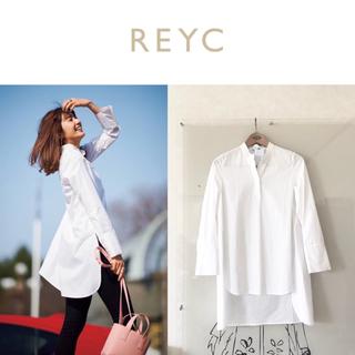 バーニーズニューヨーク(BARNEYS NEW YORK)のお値下げ reyc リック 2018 シャツ yoko chan ヨーコチャン (シャツ/ブラウス(長袖/七分))
