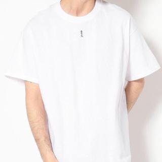 サスクワッチファブリックス(SASQUATCHfabrix.)のsasquatchfabrix. サスクワッチファブリックス tシャツ (Tシャツ/カットソー(半袖/袖なし))