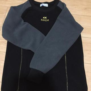 ケイパ(Kaepa)の新品 kaepa フリース トレーナー(Tシャツ/カットソー)