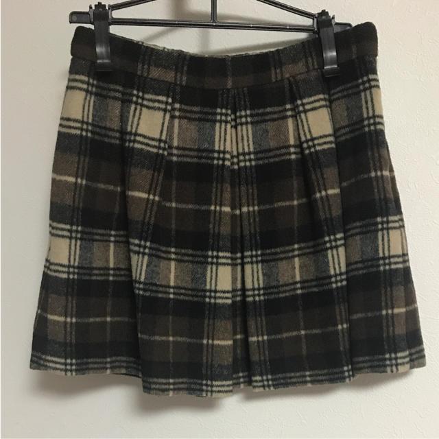 MERCURYDUO(マーキュリーデュオ)の★再値下げ★MERCURYDUO☆チェックスカート レディースのスカート(ミニスカート)の商品写真