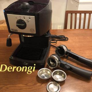 デロンギ(DeLonghi)のデロンギ☆エスプレッソ カプチーノ メーカー(エスプレッソマシン)