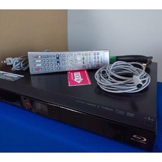 シャープ(SHARP)のシャープAQUOSブルーレイ【BD‐HDS53】2010年製320GBジャンク品(DVDレコーダー)