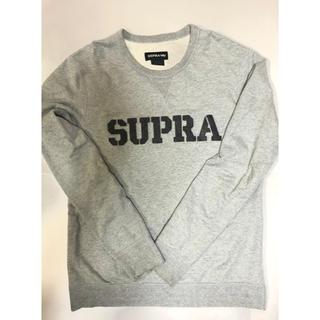 スープラ(SUPRA)のSUPRA(スウェット)
