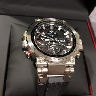 カシオ(CASIO)のMTG-B1000-1AJF CASIO (美品)(腕時計(アナログ))
