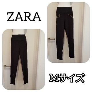 ザラ(ZARA)のZARAストレッチパンツ(カジュアルパンツ)