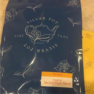シルバーポット ティーパック(茶)