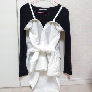 サンゴ(sango)の3way シャツ(シャツ/ブラウス(長袖/七分))