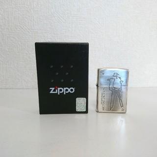 ジッポー(ZIPPO)の値下げ 2009 マイケルジャクソン ジッポ ジッポー ライター zippo(タバコグッズ)