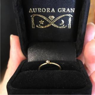 オーロラグラン(AURORA GRAN)のオーロラグラン k10 リング(リング(指輪))